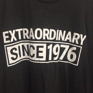 "Shirts - 👕""Extraordinary Since 1976"" Capriottis sandwich T"